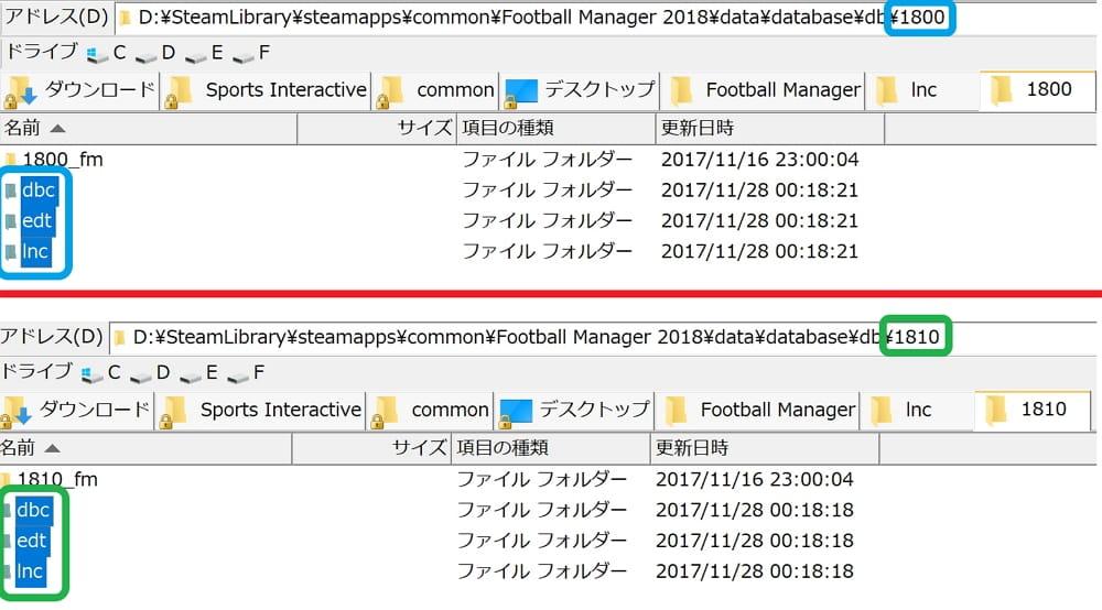 Football Manager 2018 偽名を実名化する方法 | マドリージャー